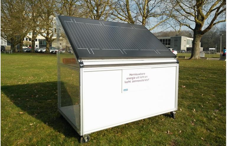 В Бельгии изобрели солнечную панель для выработки водорода и обогрева домов