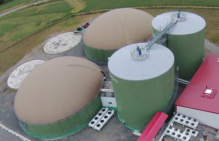 В марте реализован рекордный объем «зеленой» энергии от БГС «Лучки»