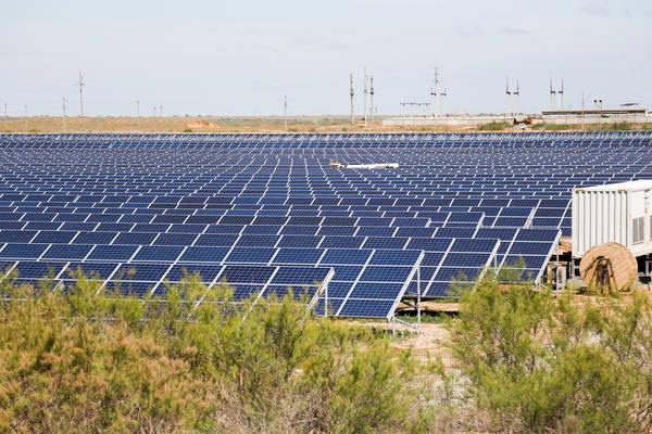 Две солнечные станции заработали в Астраханской области