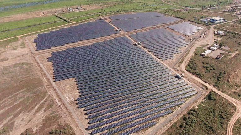 Запущена третья очередь Самарской солнечной электростанции