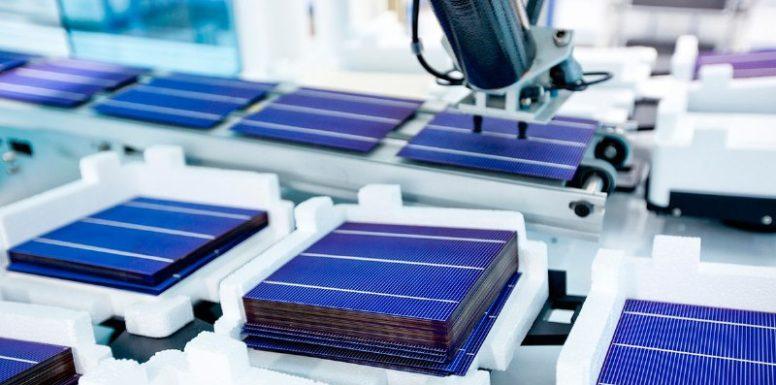 Массовое производство перовскитных солнечных панелей в 2020 году ученые из Оксфорда