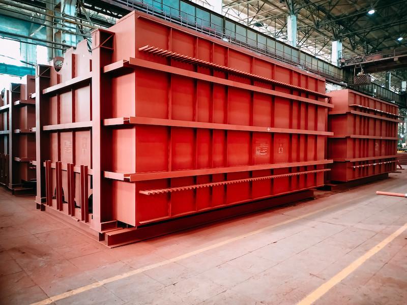 Готово оборудование первого котла для завода по переработке отходов в энергию в Воскресенском районе