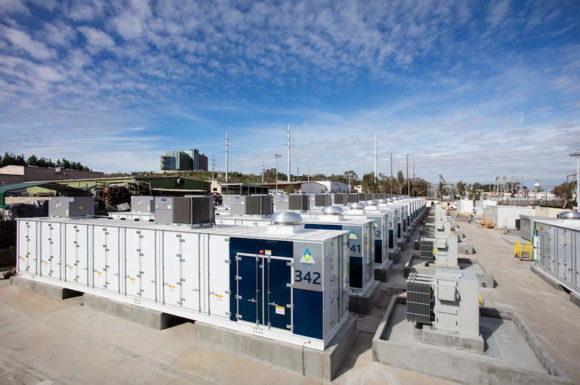Крупнейшее в мире хранилище возобновляемой энергии построят в штате Юта