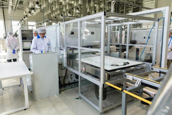 Группа компаний «Хевел» увеличила мощность завода до 260 МВт