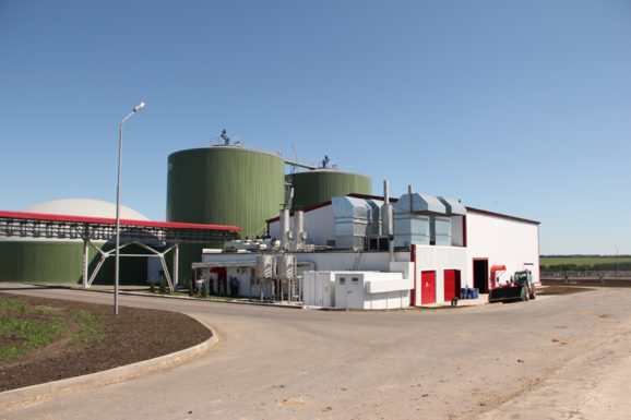 БГС «Лучки» выработала в I полугодии 13,2 млн кВт/ч