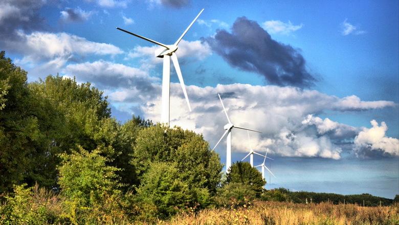 «Калининградская генерирующая компания» приступила к демонтажу ветропарка в Куликово