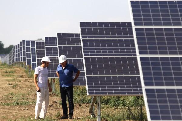 На Ставрополье открыта первая солнечная электростанция