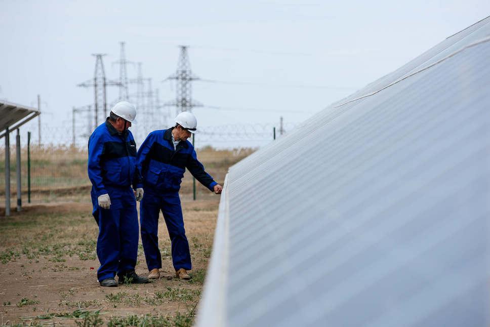 «Хевел» построит в Венгрии электростанции за €77 млн