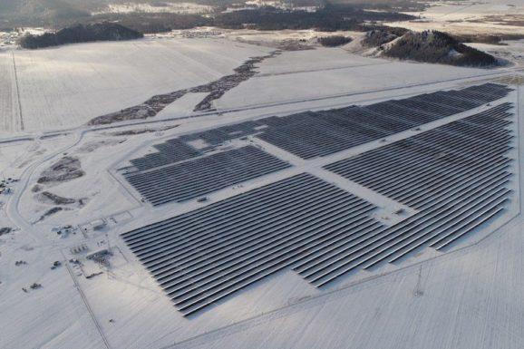 Мощность солнечной генерации в Республике Алтай достигла 120 МВт