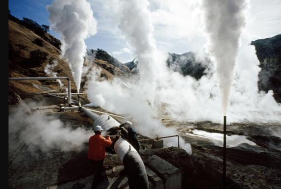 Геотермальные флюиды на глубине 3 км как новый вид энергии