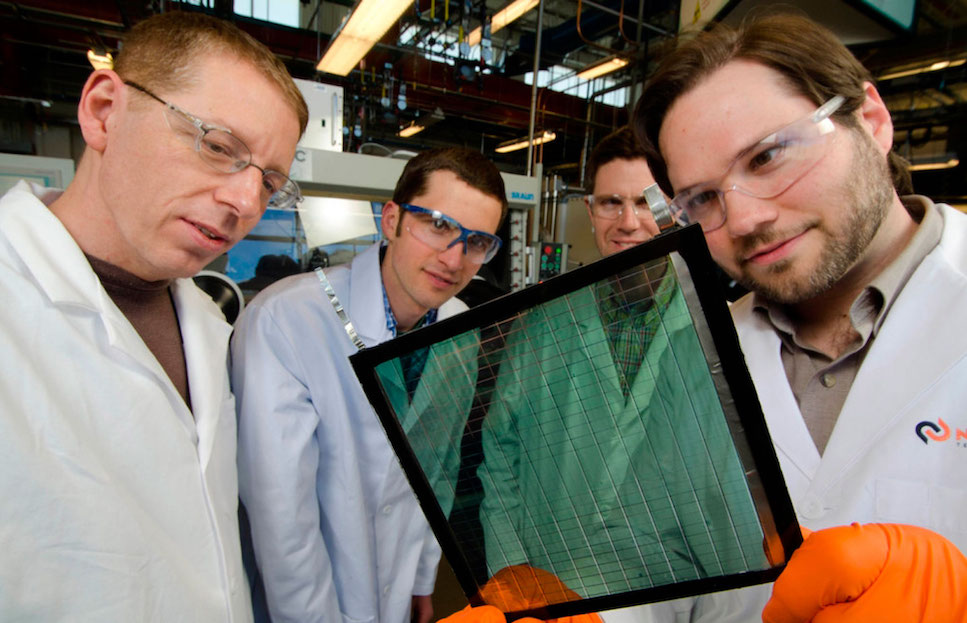 Прозрачные солнечные батареи для окон-электрогенераторов созданы стартапом Glass to Power