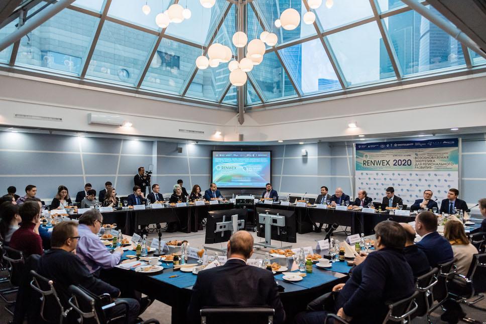 Эксперты обсудили потенциал ВИЭ в РФ в преддверии RENWEX