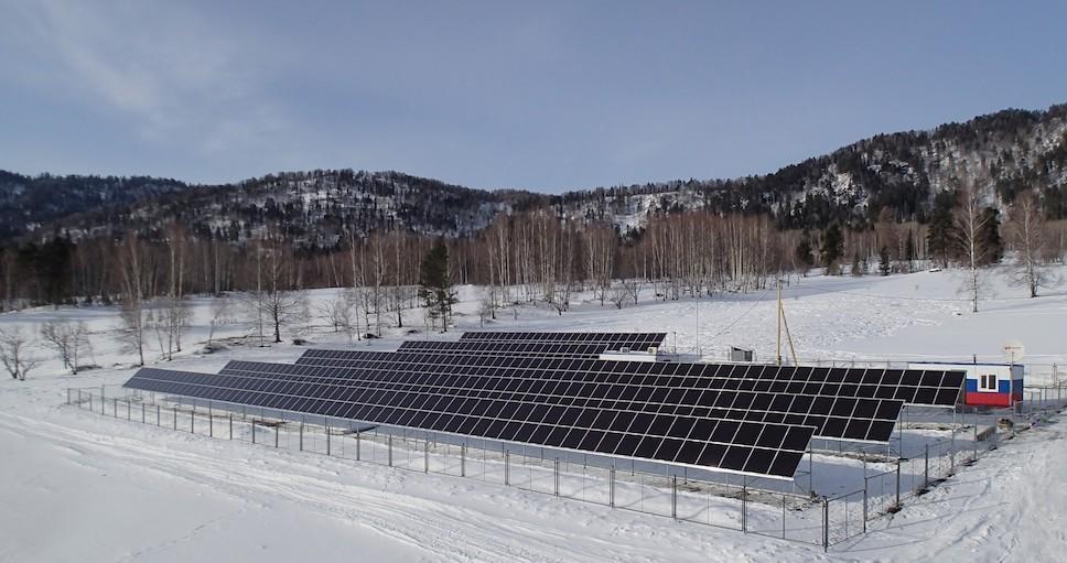 Жители Горной Шории бесплатно получат более 200 солнечных электростанций