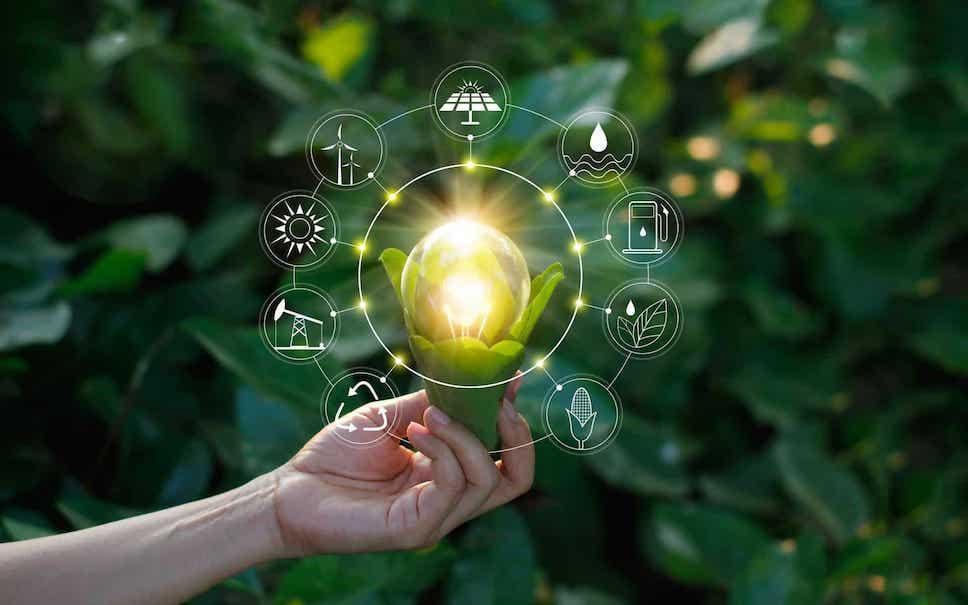 Британские ученые создали «живую карту зеленой энергетики