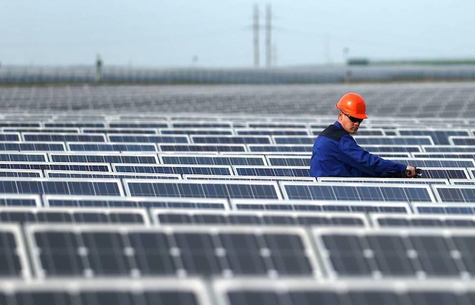 Солнечную энергетику Башкирии «разогреют» на 10 млрд. рублей
