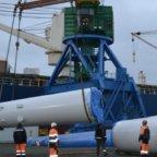 В порт столицы Камчатки доставлена ветроэнергетическая установка для Усть-Камчатска