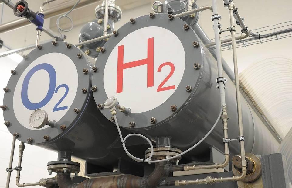 Зелёный водород для круглогодичного районного энергоснабжения