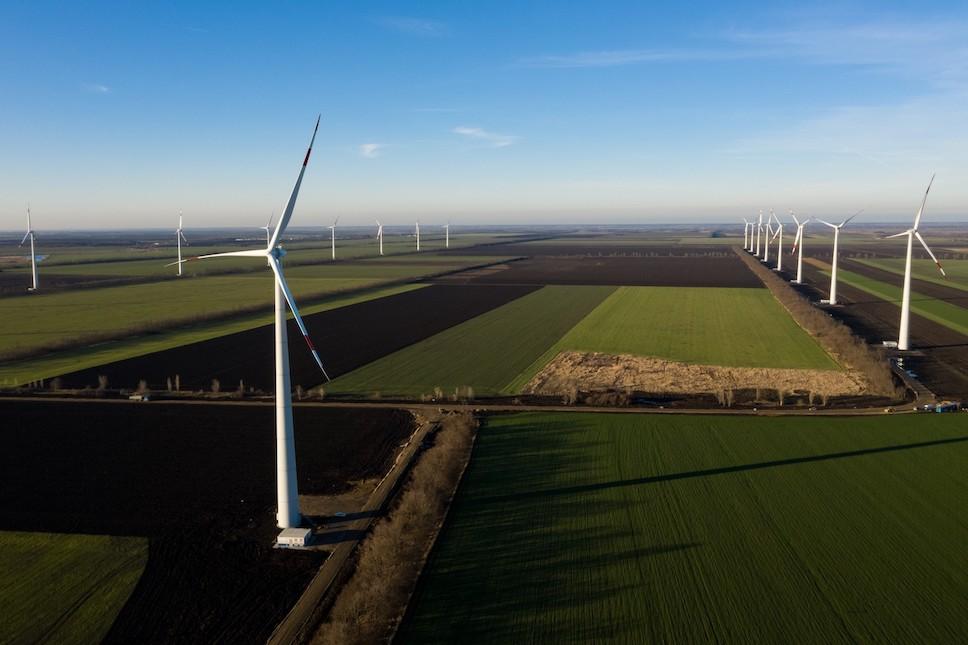 В Финляндии построят ветропарк мощностью 100 мегаватт