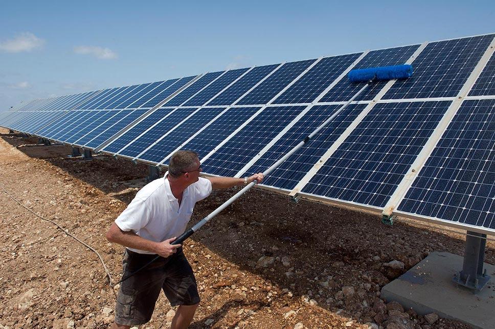 Переворот в отрасли ВИЭ или солнечные панели с гарантией в 50 лет от Violet Power