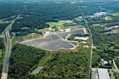 Компания NJR Clean Energy Ventures завершила проект солнечной энергии мощностью 1,5 МВт на полигоне в Нью-Джерси