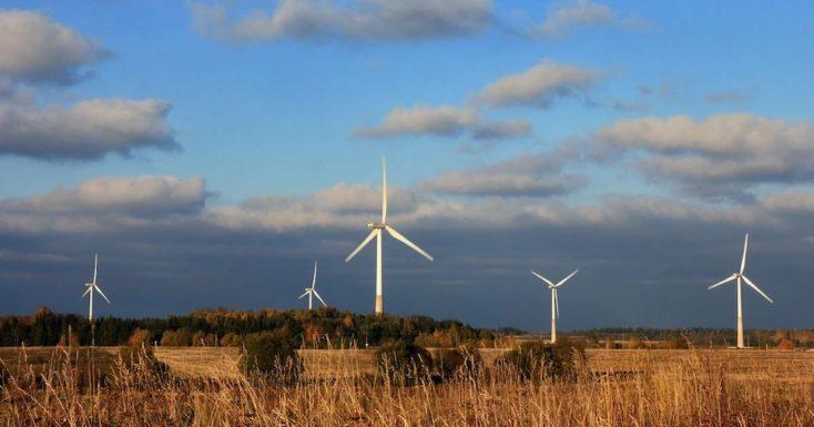 С 1 ноября Юстинская ВЭС допущена к торговой системе оптового рынка электроэнергии и мощности