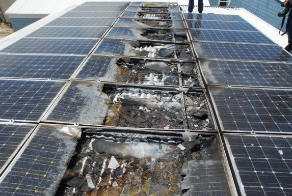 Sandia National Laboratories успешно предотвращает возгорания солнечных панелей из-за дугового замыкания