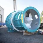 Инновационная турбина сделает гидроэлектростанции безопасными для рыб
