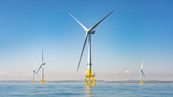 Греческая компания ELETAEN подготовила проект первого тендера на шельфовый ветряк
