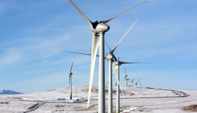На Сахалине построят ветропарк мощностью 67,2 МВт