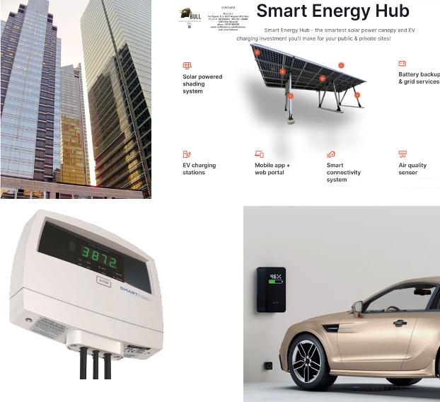 Устойчивость, энергоэффективность и инновации от Bull srl