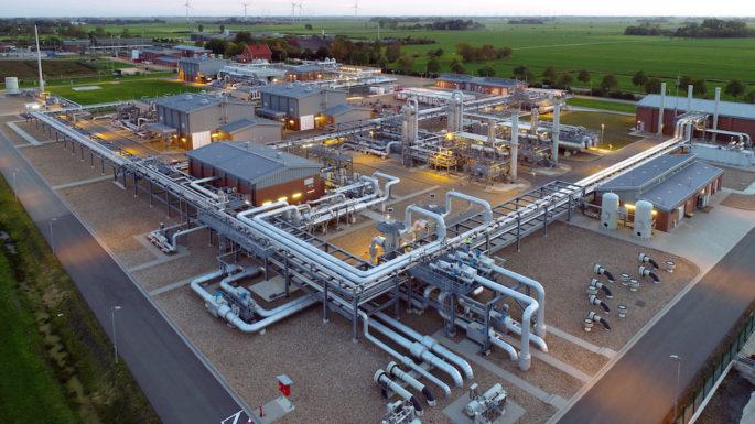 Завершен первый этап строительства подземного хранилища водорода на глубине 1000 м в ФРГ