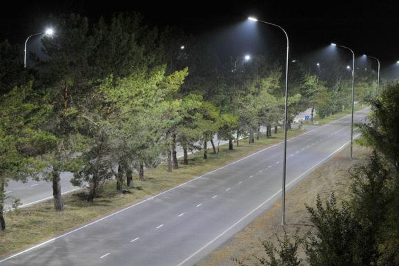 Signify: переход на LED-освещение на улицах и дорогах в России снизит количество выбросов углекислого газа в атмосферу более чем на 882 000 тонн