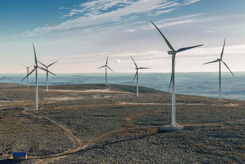 Финская компания Sponda закупит мощность 86 МВт для нового ветропарка