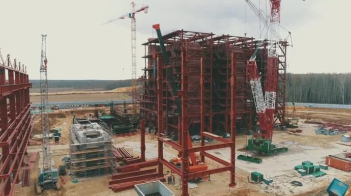 Возведения новых заводов по производству «Энергии из отходов» в России идет полным ходом
