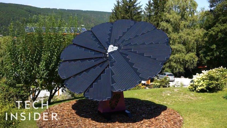Удивительное видео о 16 ключевых изобретениях избавляющих нас от ископаемого топлива
