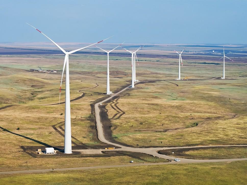 «НоваВинд» построит на Сахалине ветропарки мощностью до 200 МВт